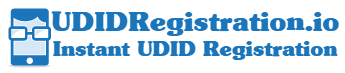 UDID Registration